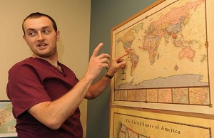 For Fall River Nurse, Understanding Cultural Backgrounds Key to Patient Care