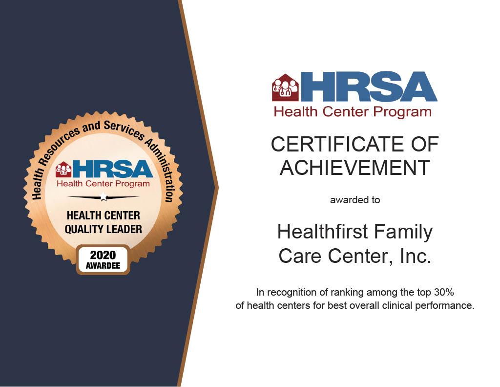 HealthFirst Family Care Center
