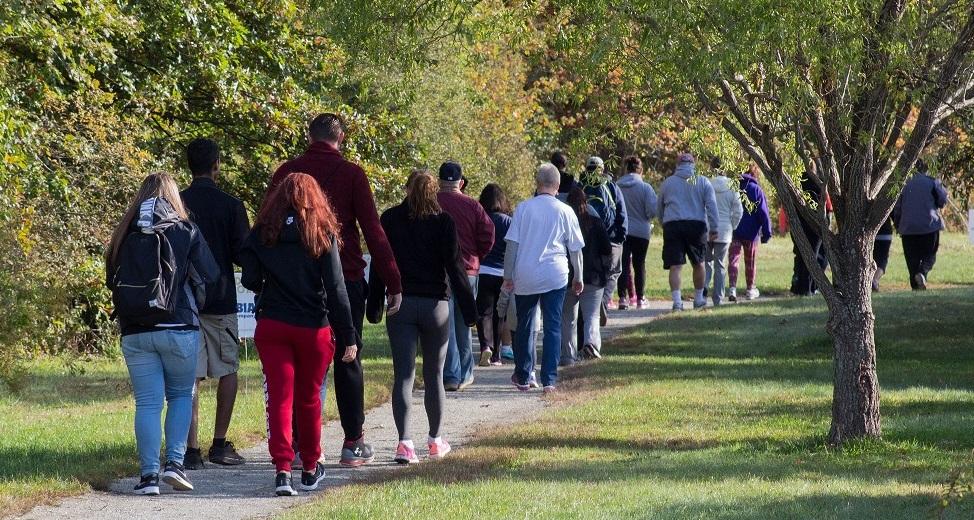 Caminata de corazón y suela en beneficio del programa de recuperación de opioides y alcohol